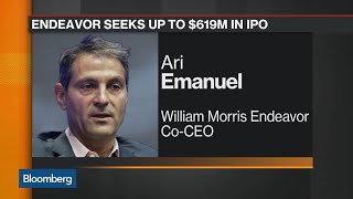 hollywood-powerhouse-endeavor-seeks-619-million-ipo