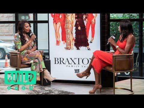 """Traci Braxton Chats The New Season Of """"Braxton Family Values"""""""