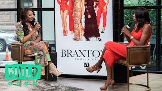 Traci Braxton Chats The New Season Of