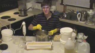 Soap Making Instructions