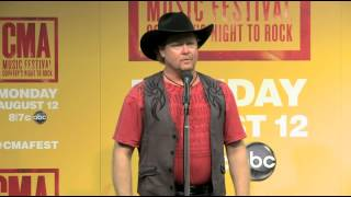 Tracy Lawernce - 2013 CMA Festival - Interview
