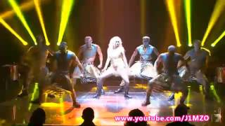 Ke$ha - Die Young - Live performance on The X Factor Australia 2012