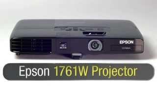 Epson® PowerLite® 1761W LCD Projector
