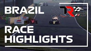 TREL 2019 🏁 R20 BREZİLYA GP