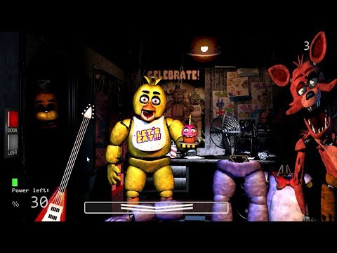 Five Nights at Freddy's: Into Madness - Jumpscares \ Gameplay (Fan Game) thumbnail