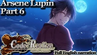 Code: Realize - Lupin Route Part 6 (full English narration)(PS Vita)