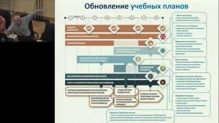 Управление образовательными программами университета: обучение как проект