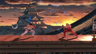 Super Smash. Bros. Ultimate - Mario Blasts the Streets Trailer