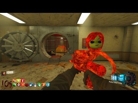 NEW BEST ZOMBIES MAP!! - NEW GUNS, PERKS, & CUSTOM GAMEPLAY! (Black Ops 3 Custom Zombies Bunker 10)