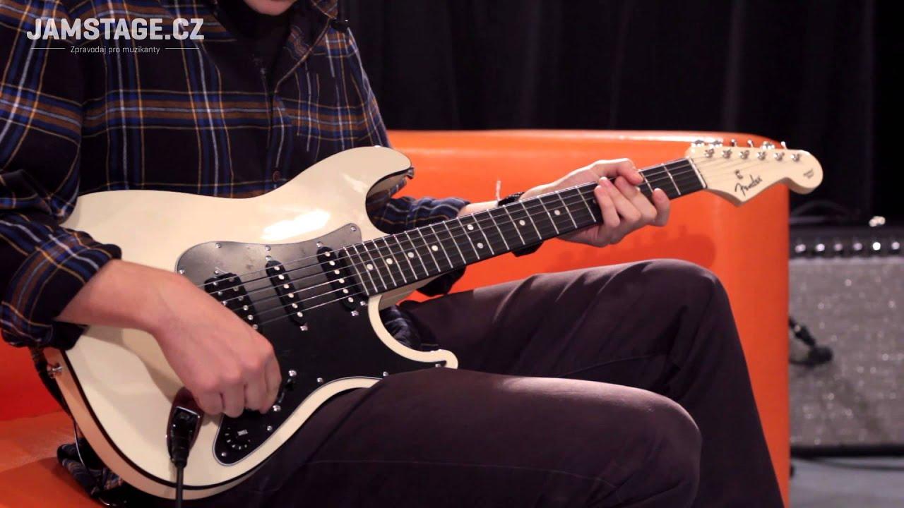 Fender Aerodyne Stratocaster Japan FSR
