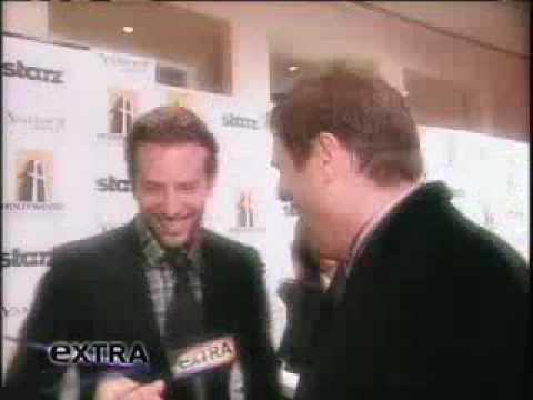 Bradley Cooper Avoids Questions About Renee Zellweger - EXTRA TV