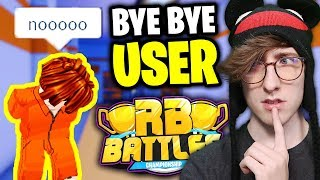 MyUsernamesThis Will LOSE... (My Secret Strategy) | Roblox RB Battles Championship