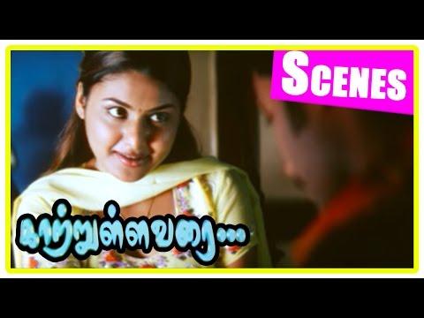 Kaatrulla Varai Tamil Movie | Scenes | Pranathi Jai Akash love each other | Pranathi's mother Expire