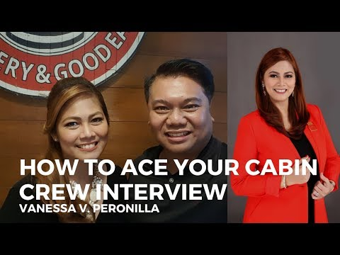HOW TO ACE YOUR FLIGHT ATTENDANT INTERVIEW   Cabin Crew Talk Ep. 10