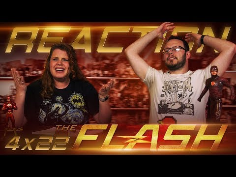 """The Flash 4x22 REACTION!! """"Think Fast"""""""