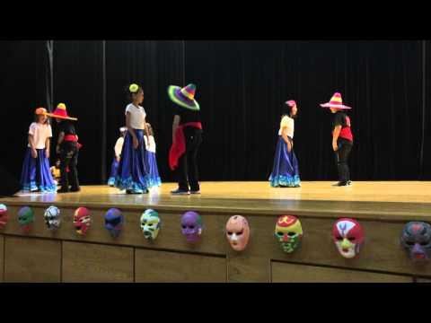 Mexican Hat (Sombrero) Dance Grade 3