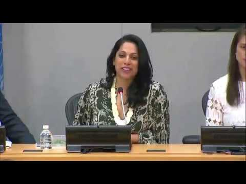 Joint press briefing on Ocean Conference & World Ocean Festival (11 April 2017)