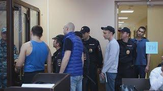 Казанский суд продлил содержание под стражей всем фигурантам дела нападения на «Алтын»