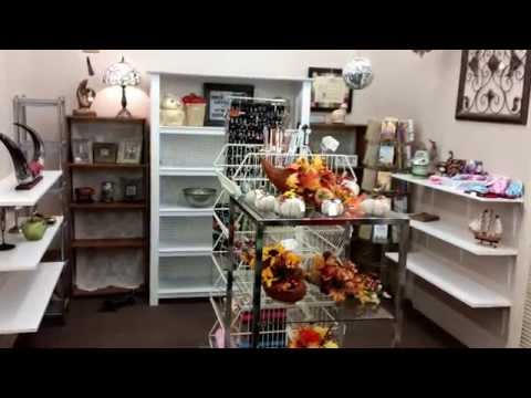 New Antique Mall Booth!  Set up in Only 3 Days! 9/12/2015