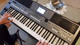 Yamaha PSR-S670 - Vreau sa cante-un lautar Resimi