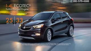 New 2017 Buick Encore West Point Buick GMC Houston and Katy TX
