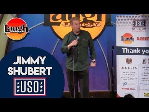 Jimmy Shubert | Emotional Support | USO
