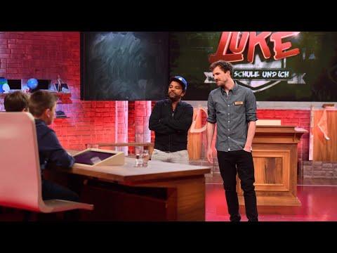 Mockridge, setzen! - Luke drückt selbst die Schulbank - LUKE! Die Schule und ich