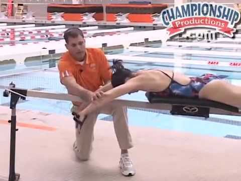 Technical Butterfly Stroke - Proper Pull with Elite Coach Matt Kredich