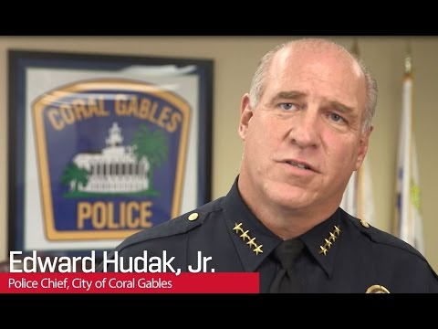 Coral Gables Redefines Public Safety Interoperability