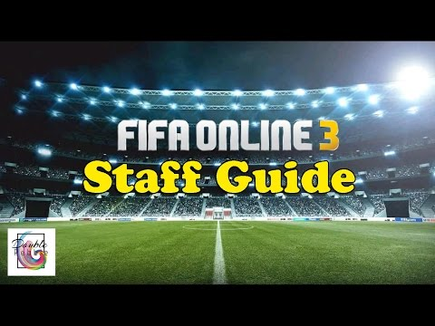 FIFA ONLINE 3 - Staff Guide (ENGLISH)