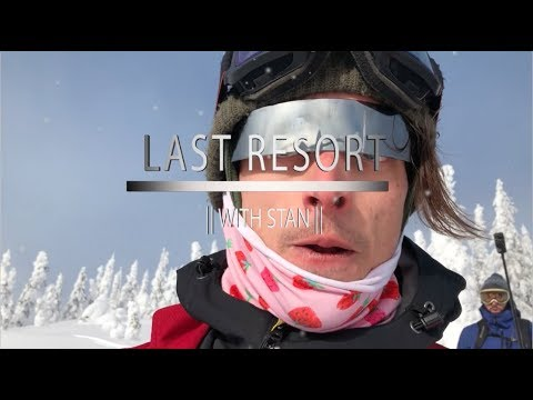 Last Resort with Stan – January 2019 Baldface Episode