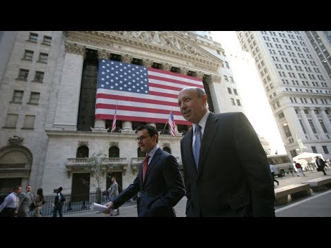 Goldman Sachs At 150: Part 9 – Crisis (2008)