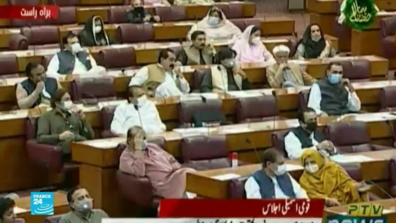 مجلس النواب الباكستاني يصوت الجمعة على طرد السفير الفرنسي  - نشر قبل 17 دقيقة