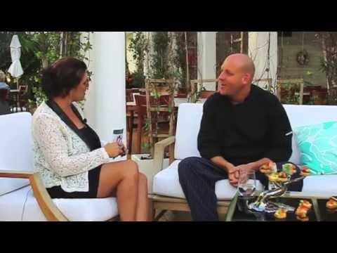 Interview Chef Artist Walter Martino (Continiuum Miami Beach)