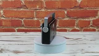 soundmaster DAB650SI Portable Rechargeable FM / DAB Radio