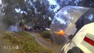 Inside The Inferno: Adelaide Hills Ablaze, a Firefighter