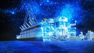 Titanic Movie - The Ship is Sinking! (Minecraft Roleplay) #3