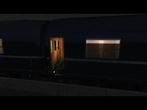 (FR) Train Simulator 2015 - BB 7200 Port la nouvelle - Beziers