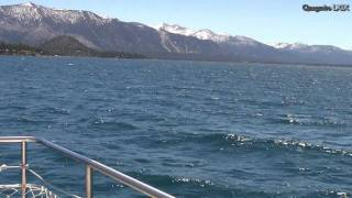 "Quags Vacation Sailing on the ""WoodwindII"" in Lake Tahoe, Enya - Oronoco Flow (Sail Away)"
