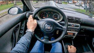 2004 Seat Toledo II | POV Test Drive #759 Joe Black