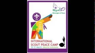 LAGU PRAMUKA INTERNATIONAL SCOUT PEACE CAMP BEAT