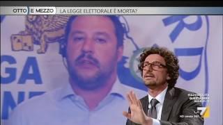 Toninelli (M5S) : Salvini non è il peggior nemico dei 5 Stelle