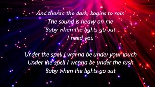 David Guetta - Baby When The Light (Lyrics)