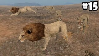 Wild Animals Online - Pack of Lions - Android/iOS - Gameplay Episode 15