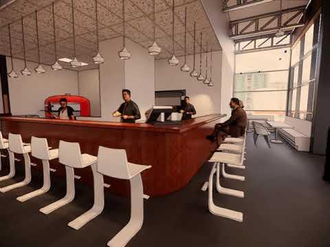 ABM Food Equipment Restaurant Construction Design