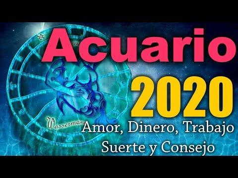 ♒️ ACUARIO 2020 ❤️ Suenan Campanas De Boda 💒👰🏼 Abundancia Y Prosperidad 🍀 TAROT Y HORÓSCOPOS ✨