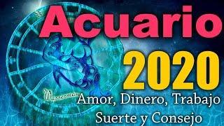 ♒️ ACUARIO 2020 ❤️ Suenan Campanas de Boda ???????????? Abundancia y Prosperidad ???? TAROT y HORÓSCOPOS ✨
