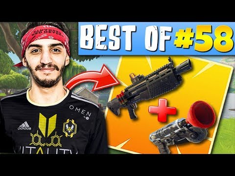 LE MEILLEUR MOVE D'ADZ 🔥 NOKSS = MONSTRE 💪 ► BEST OF FORTNITE FRANCE #58