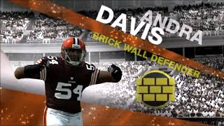 Madden NFL 08 Titans vs Browns Part 1