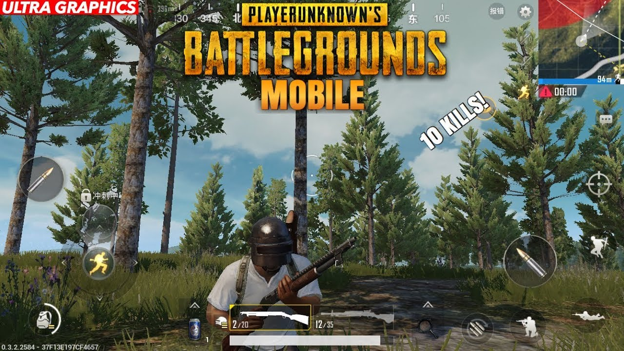 Get Ultra Hdr Graphics In Pubg Mobile: PUBG Mobile: BATTLEFIELD